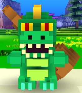 Lizard-Male-Warrior